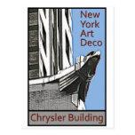 Art déco de Nueva York - Chrysler que construye Ea