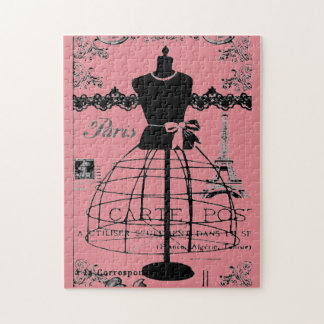 Art déco de París Puzzle Con Fotos