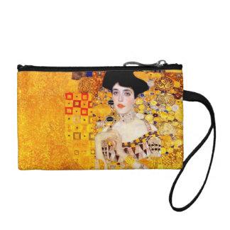 Art déco del retrato de Gustavo Klimt Adela Bloch-
