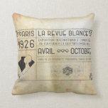 Art déco del vintage almohadas