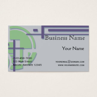 Art Deco Delight Business Card