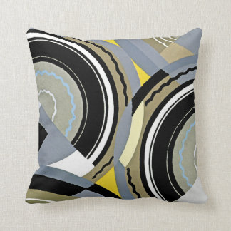 Art Deco Design #2 @ Emporio Moffa Throw Pillow