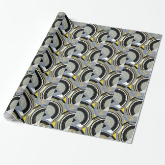 Art Deco Design #2 @ Emporio Moffa Wrapping Paper