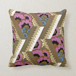 Art Deco Design #9 at Sunshinedazzle Throw Pillow