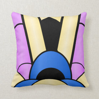 Art Deco Design Pillow
