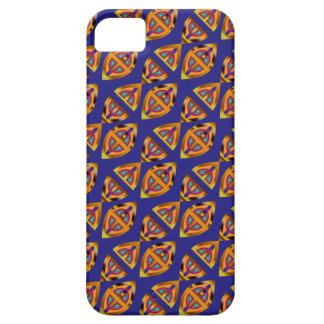 Art Deco Diagonal on iPhone 5/5S Barely There Case