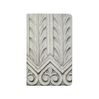 Art Deco Facade Detail Journal