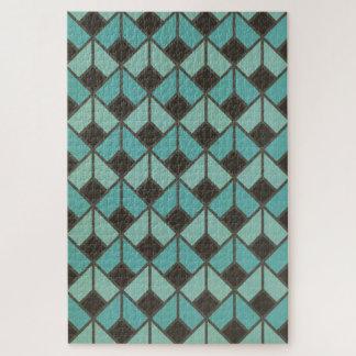 art deco, fan pattern, vintage,1920 era, elegant,c jigsaw puzzle