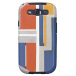 Art Deco Fine Art Abstract Phone Cases Galaxy S3 Covers