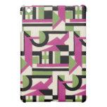 Art Deco Fine Art Abstract Phone Cases iPad Mini Covers