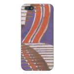 Art Deco Fine Art Bold Abstract Phone Cases iPhone 5 Covers