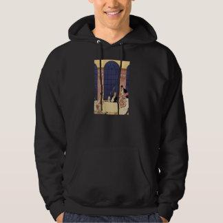 Art Deco Fine Dining Sweatshirt