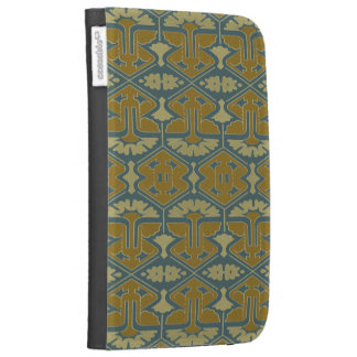 Art Deco Flair - First Variation Case For The Kindle