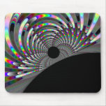 Art Deco Fractal Mouse Pad