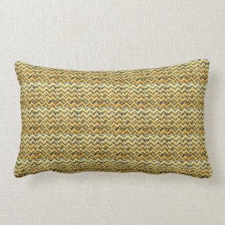 Art Deco Fractals Pillow