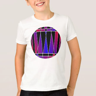Art Deco 'Fractured' by Kenneth Yoncich T-Shirt