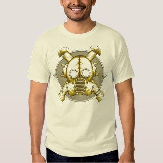 Art Deco Gasmask Shirts