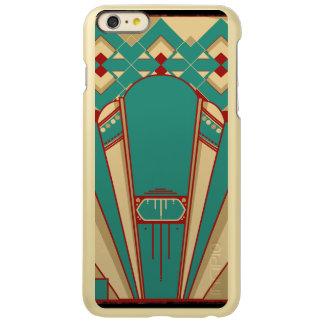 Art Deco Geometric Pattern Incipio Feather® Shine iPhone 6 Plus Case