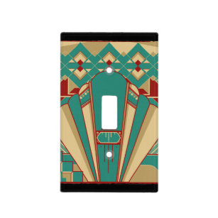 Deco Wall Plates Light Switch Covers Zazzle
