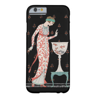 Art Deco George Barbier Goldfish iPhone 6 case