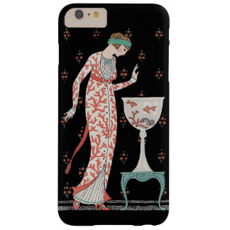Art Deco George Barbier Goldfish iPhone 6 Pluscase Barely There iPhone 6 Plus Case