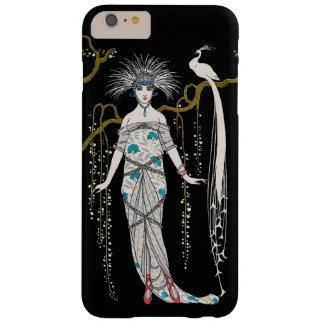 Art Deco George Barbier Peacock iPhone 6 Plus case