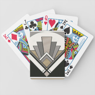 Art Deco Great Gatsby Design Playing Cards