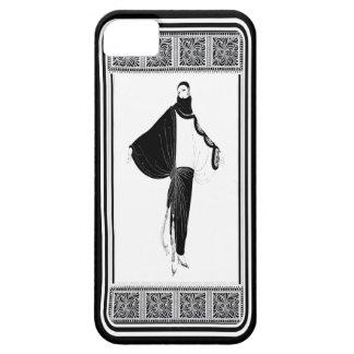 Art Deco Haute Couture 1924 Vintage Fashion iPhone 5 Case