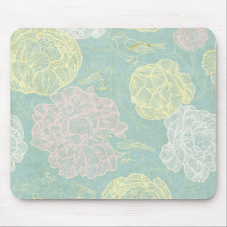 Art Deco in the Spring Mouse Pad