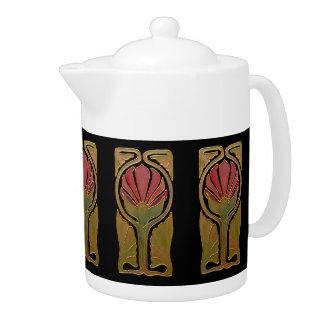 Art Deco Inspirations I Tea Pot