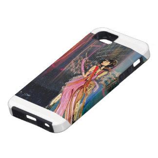 Art déco iPhone 5 carcasas