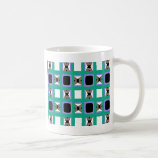 Art deco-ish coffee mugs