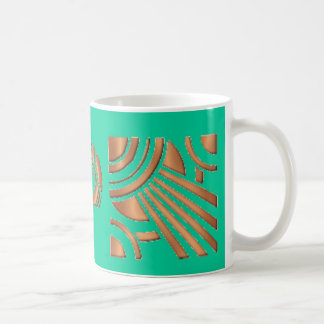 Art Deco Lady Coffee Mug