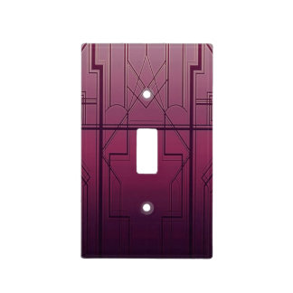 Deco Light Switch Covers Zazzle