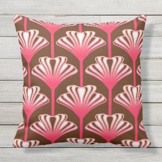 Dark Coral Throw Pillows : Dark Coral Pillows - Decorative & Throw Pillows Zazzle