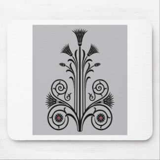 Art Deco Lotus (Egyptian) Mouse Pad