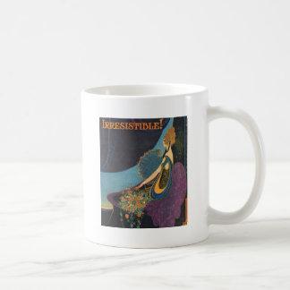 Art Deco Mavis Perfume Advertisement Coffee Mugs