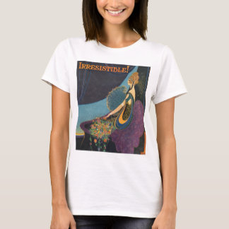 Art Deco Mavis Perfume Advertisement T-Shirt
