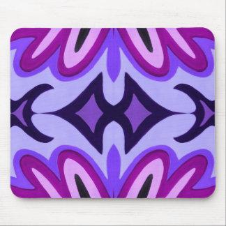 Art Deco Me Kaleidoscope Mousepad
