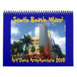 art deco miami 2016 calendar