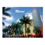 art déco Miami Postal
