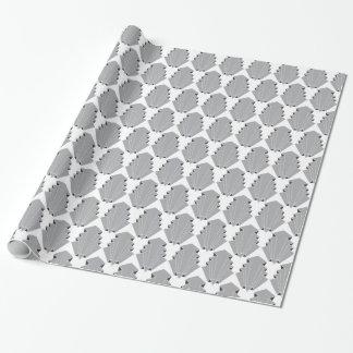 Art Deco Motif Pattern Wrapping Paper