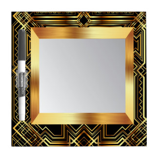 art déco, oro, negro, vintage, retro, elegante, pizarras