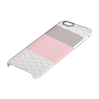 Art Deco Pattern Clear iPhone Case Uncommon Clearly™ Deflector iPhone 6 Case