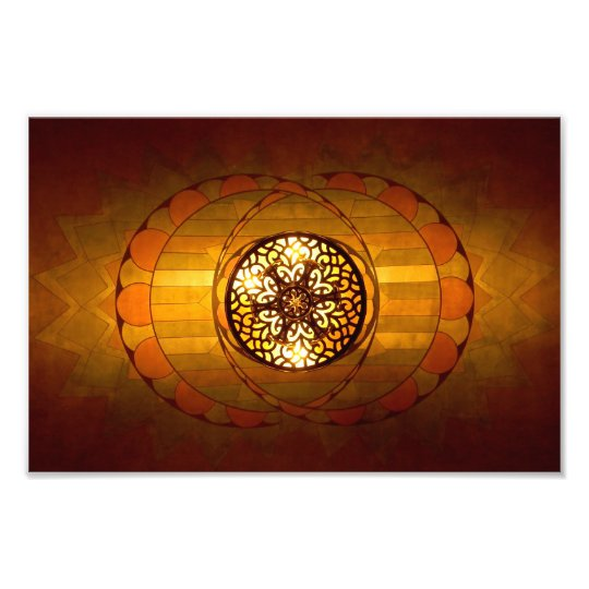 Art Deco Philcade Lighting Photo Print