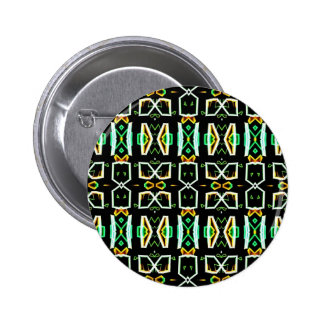 Art Deco Radio Crystals Pinback Buttons