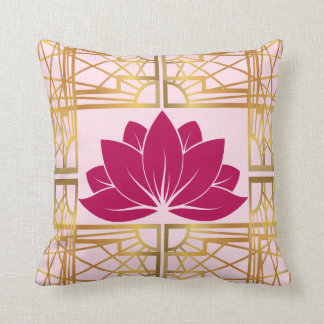 lotus pillows decorative throw pillows zazzle. Black Bedroom Furniture Sets. Home Design Ideas