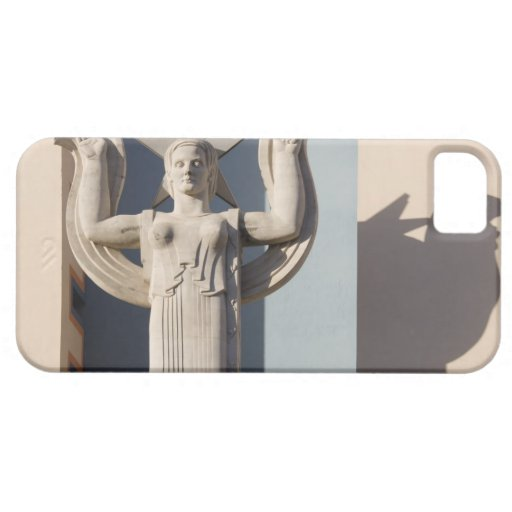 Art Deco Sculpture at the State Fair of Texas iPhone 5 Covers