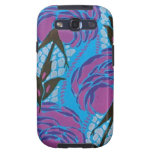 Art Deco Seguy Abstract Fine Art Phone Cases Samsung Galaxy S3 Covers