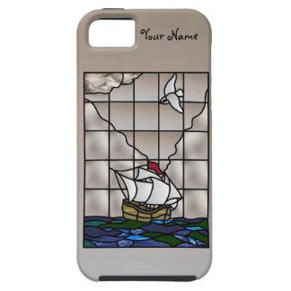 Art Deco Ship Ahoy iPhone 5 iPhone 5 Case